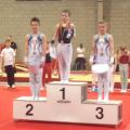 Coupe FRBG D1 GAM: 3 gymnastes d'Athanor qualifiés